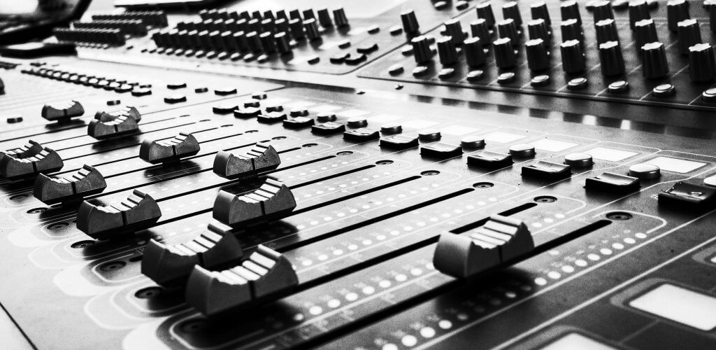 Sound board operating system.