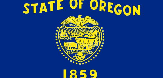 oregon state flag