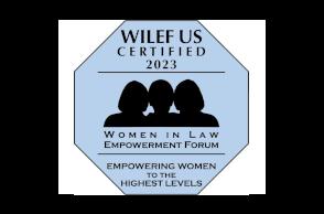 WILEF Certified 2017