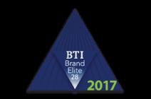 2017 BTI Brand Elite