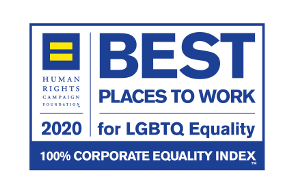 Human Rights Campaign Best Places to Work for LGBTQ Equality