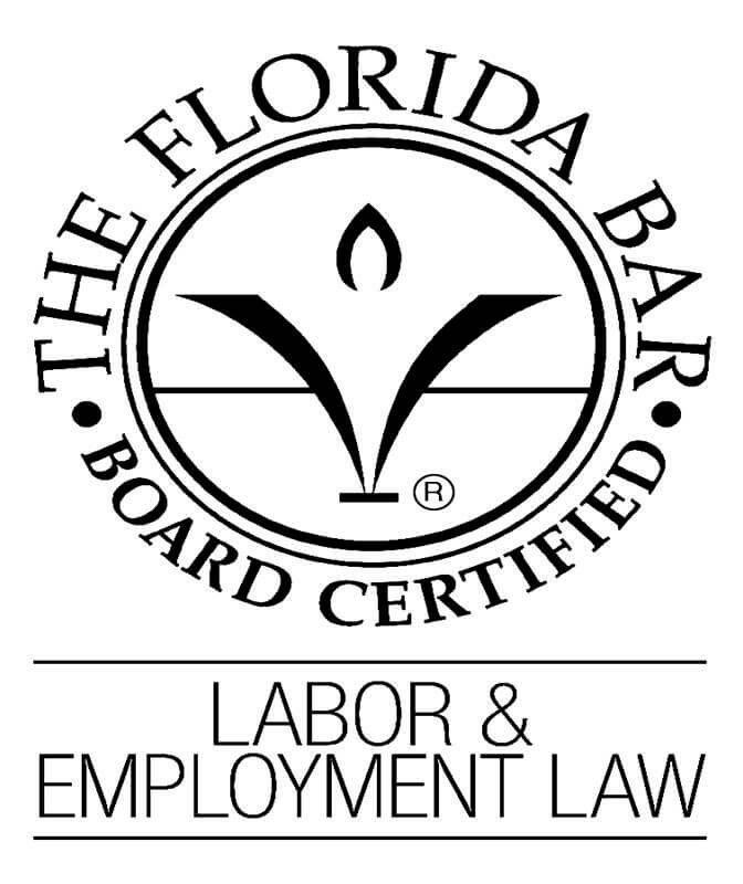Florida Bar - Bar Certified Labor and Employment