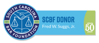 South Carolina Bar Foundation Donor