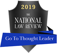 National Law Review Go To Thought Leader Logo