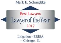 Lawyer of the Year Mark Schmidtke 2017