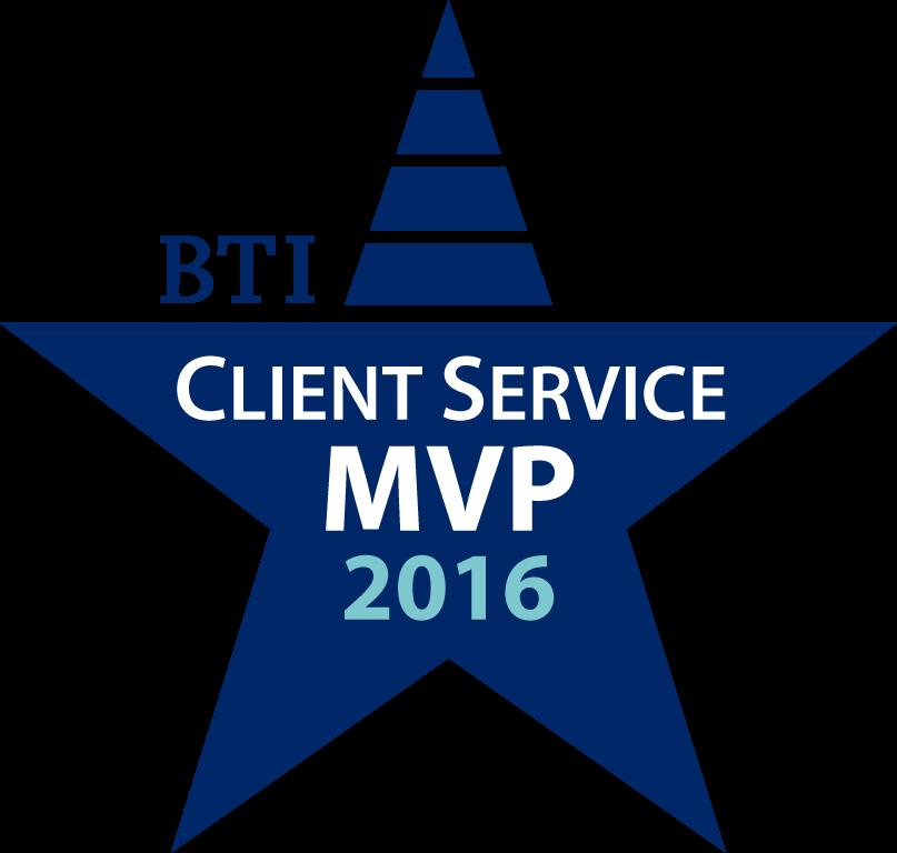 BTI Client Service All Star MVP 2016