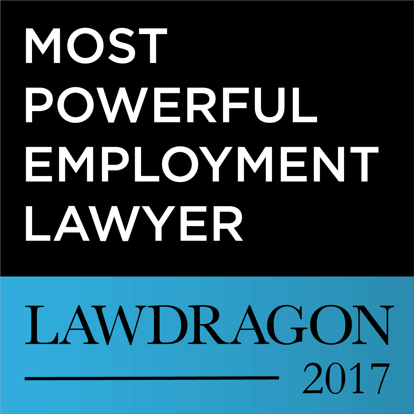 Lawdragon Most Powerful Employment Lawyer