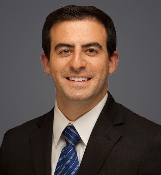 Andrew B. Levin Headshot