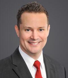 Brian D. Burbrink Headshot