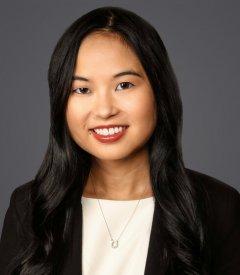 Claudia M Tran Headshot