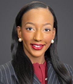 Jasmine M. Harding Profile Image