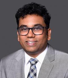 Shivam K. Bimal Headshot
