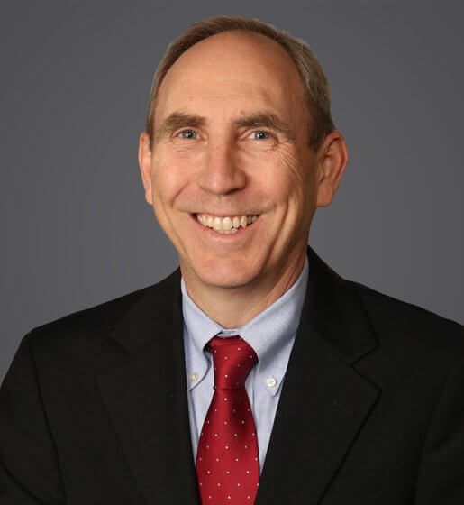 J. Robert McCormack - Profile Image