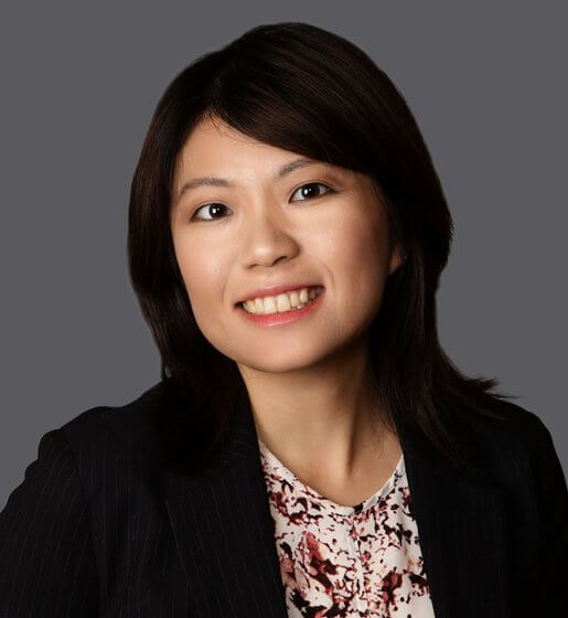 Sarah P. Chiang - Profile Image